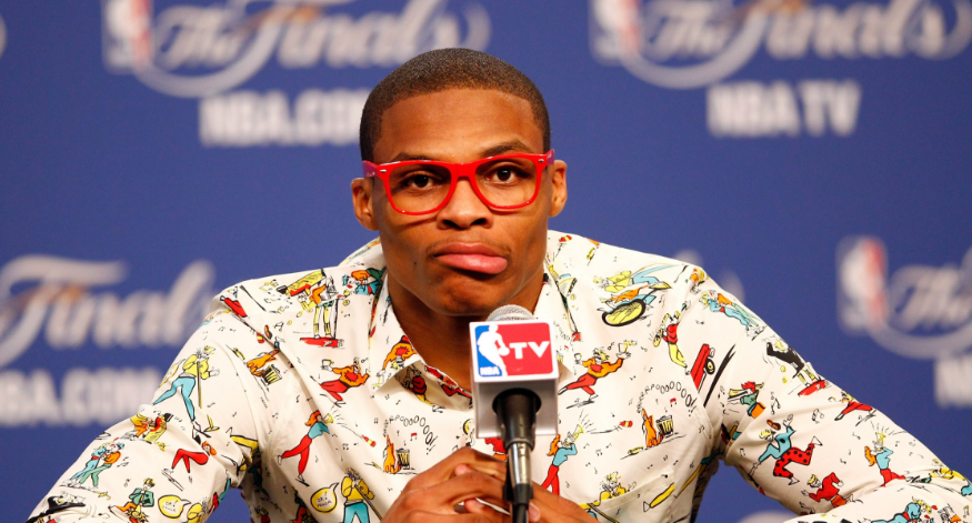 Russell Westbrook is not THAT Good