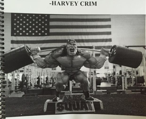 Harvey Crim