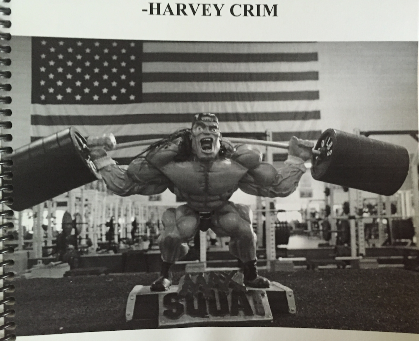 Harvey Crim
